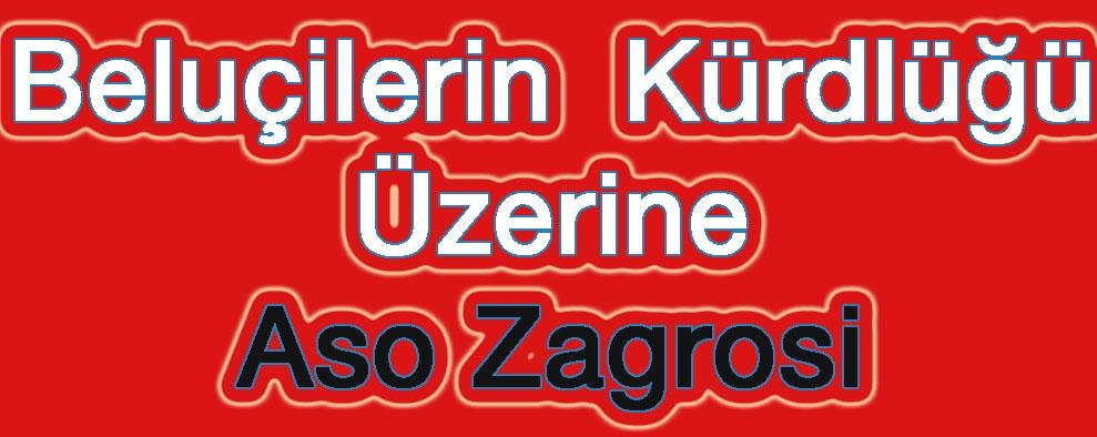 Beluçiler de mi  Kürd?