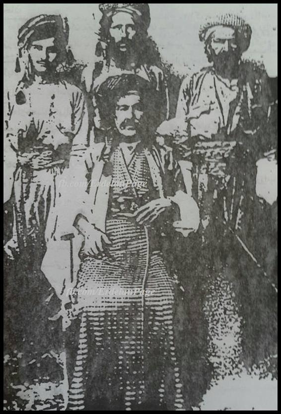 Kürd Ulusal Kahramanlarından : Mahmud Xanê Dizlî