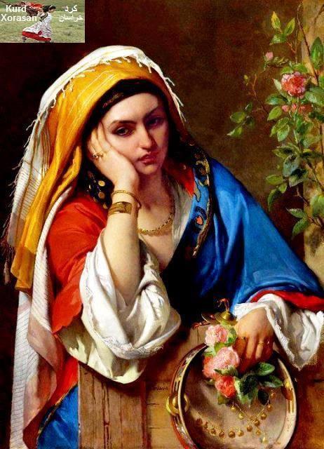Kürdistan Tarihinin Mechul Kadını: PERÎZAD XATUN!!!