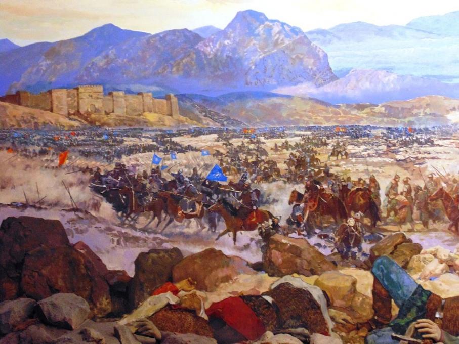 Nazlı Ilıcak, Mustafa Armağan ve Malazgirt Savaşı