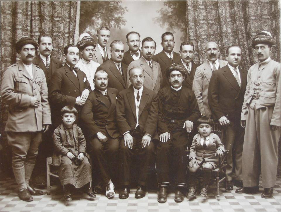 kongreya Xoybûn - Khoyboun.1927.libnan