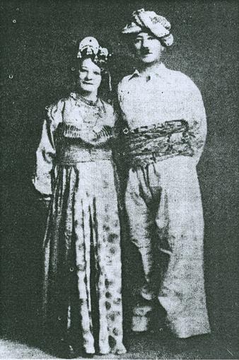 İhsan Nuri Paşa'nın  eşi   Yaşar Hanım Anılarında:  İHSAN NURİ  PAŞA(2)