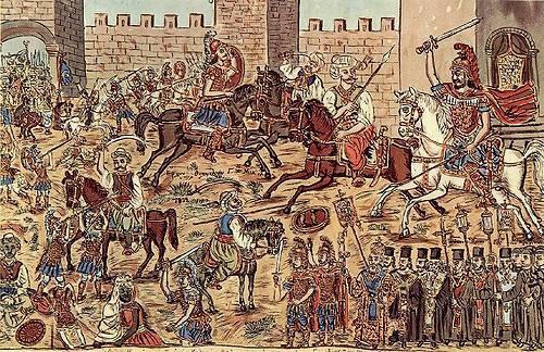 BİZANS İMPARATORLUĞUNA KRAL OLMAK İSTEYEN KÜRD GENERAL NASIR'IN HİKAYESİ (1)