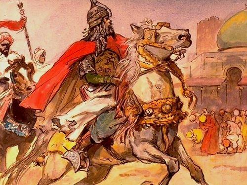 Kürd Selahaddin ve Kudüs'un alınışı - 1