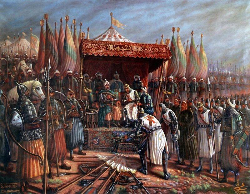 Selahaddin Eyyubi(1138-1193)