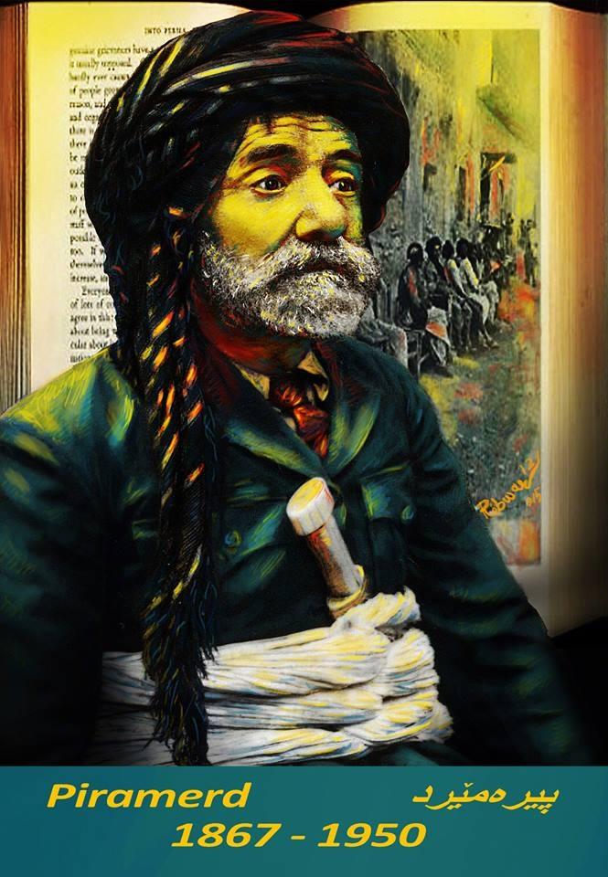Büyük Kürd şairi Pîremêrd'in yaşamı ve eserleri