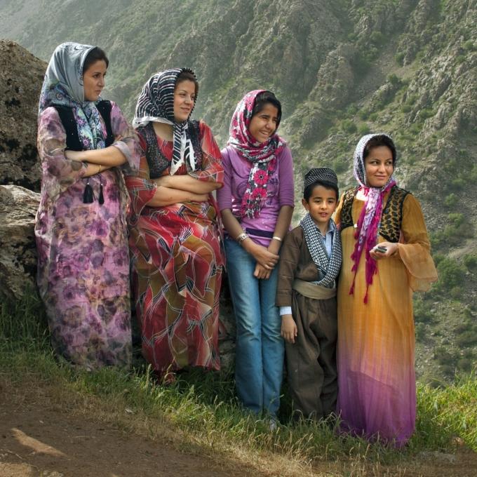 Şiddetin Olmadığı Kadınlar Vatanı:   HEWRAMAN